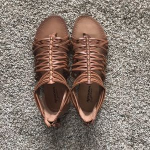 Arizona Jean Co. Brown Sandals